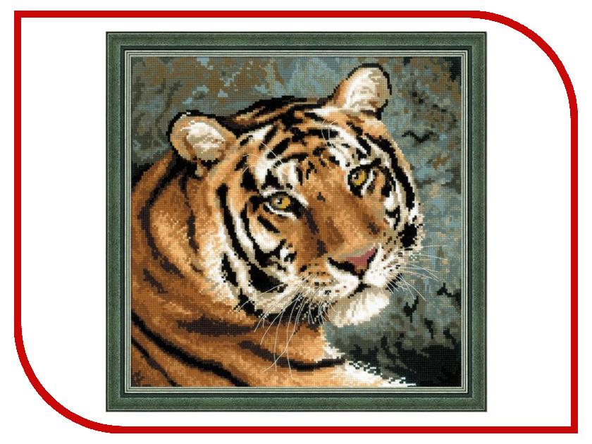 Набор для творчества Сотвори Сама Набор для вышивания Амурский тигр 1282<br>