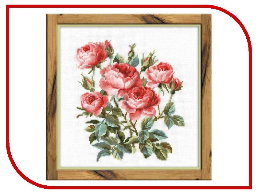 Набор для творчества Сотвори Сама Набор для вышивания Садовые розы 1046<br>
