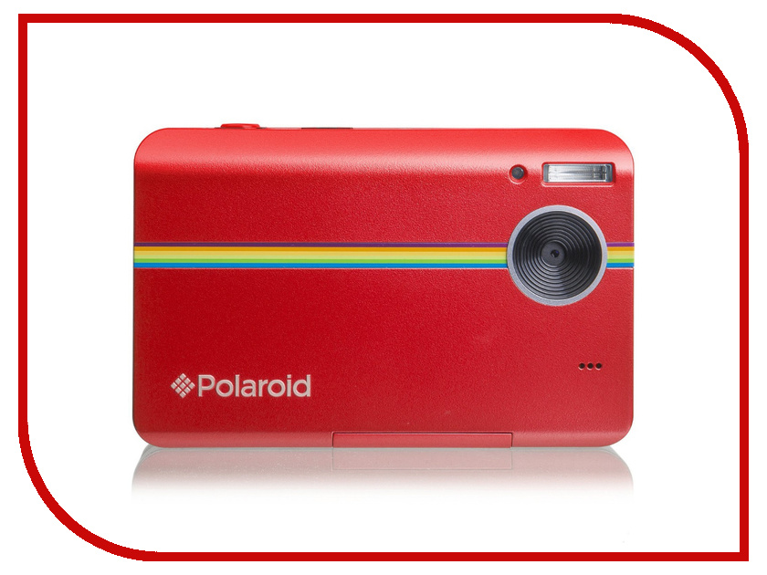 Фотоаппарат Polaroid Z2300 Red<br>