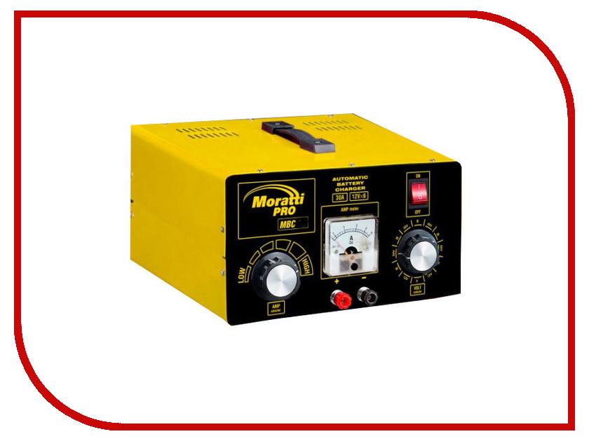 Зарядное устройство для автомобильных аккумуляторов Moratti PRO MBC-50A