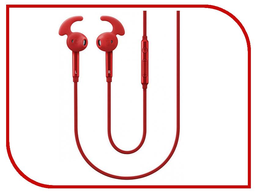 Гарнитура Samsung EO-EG920LREGRU Red samsung in ear fit eo eg920lregru red
