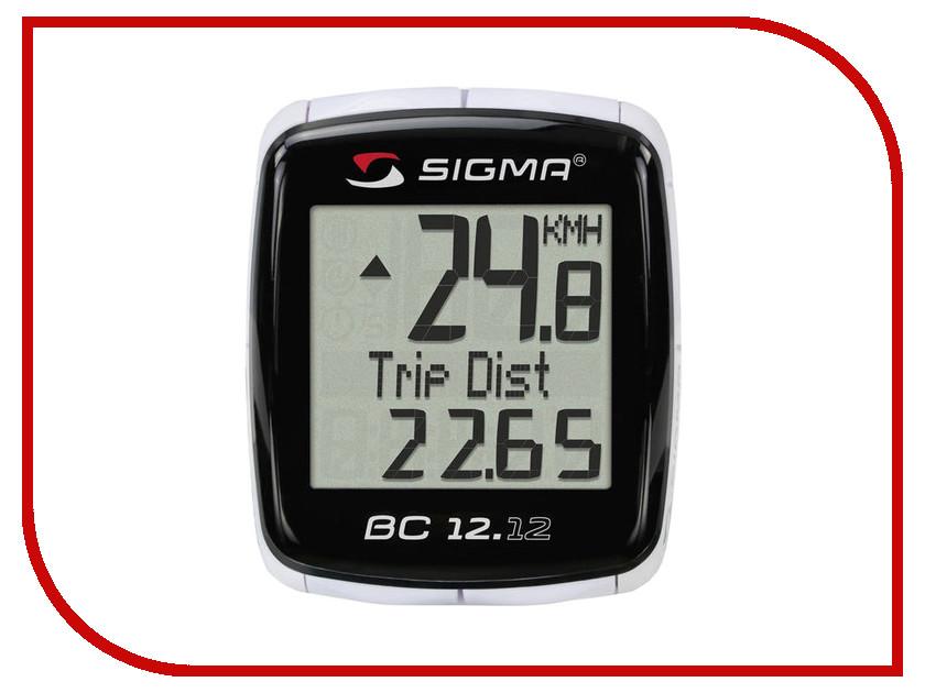Велокомпьютер Sigma BC 12.12 NSI02120