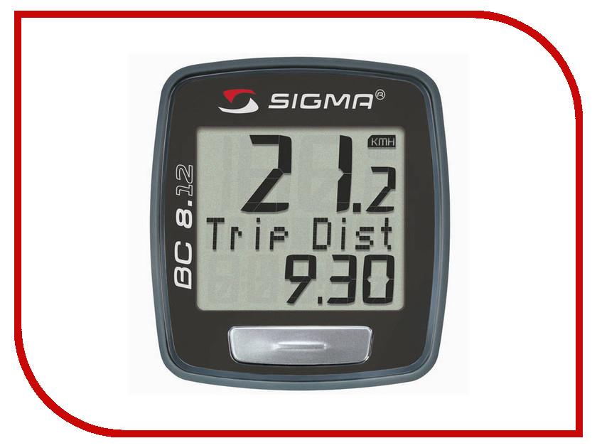 Велокомпьютер Sigma BC 8.12 NSI08120