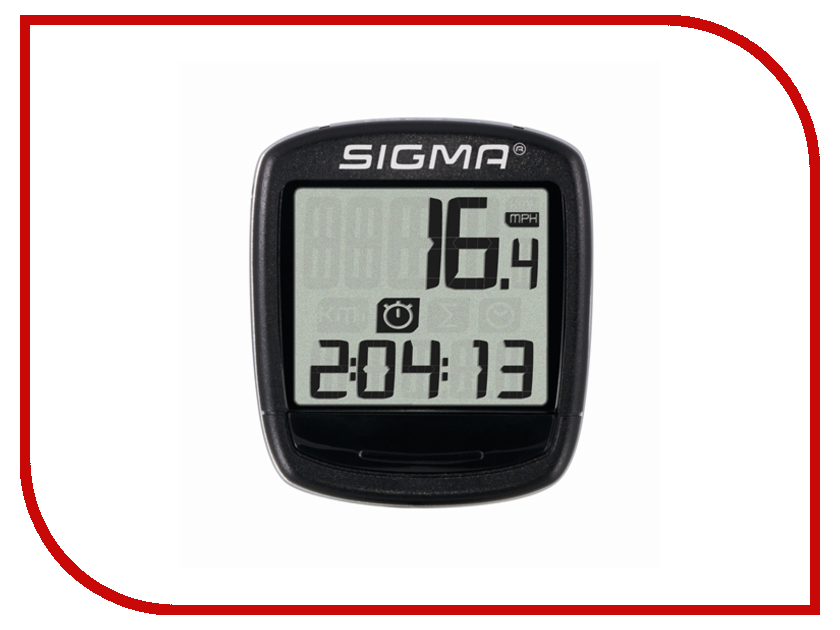 Велокомпьютер Sigma BC Baseline 500 01930<br>