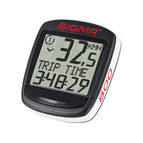 Велокомпьютер Sigma Sport BC Baseline 800 01940