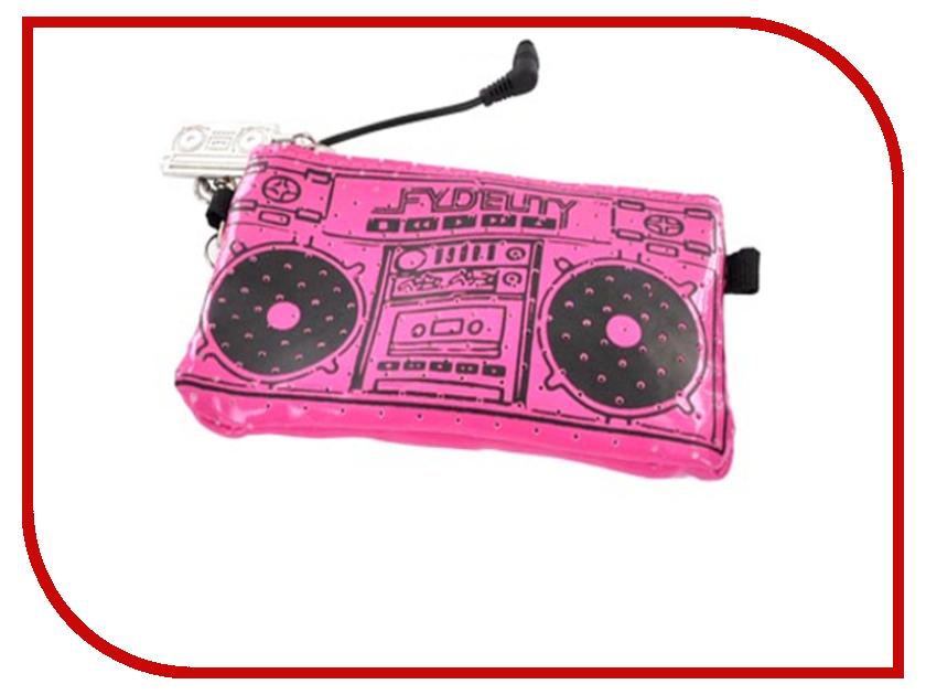 Сумка Fydelity Le Boom Box Neon Pink - Мини сумка