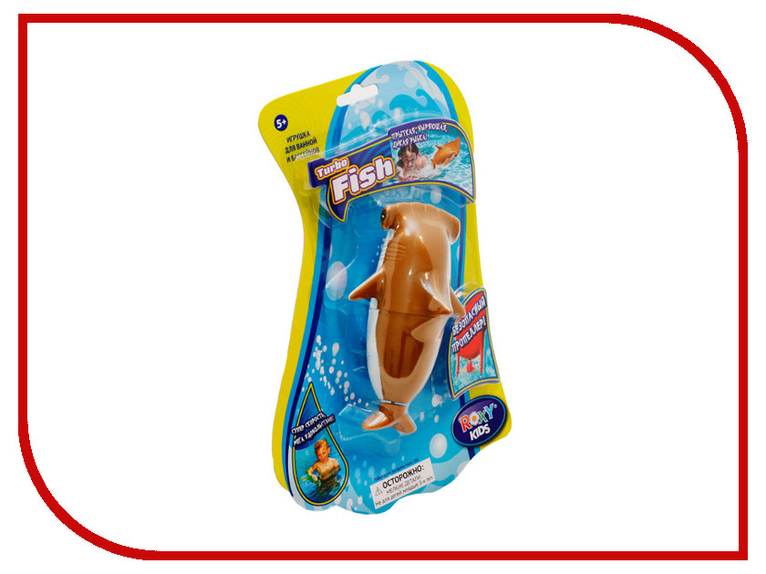 Гаджет Roxy-Kids Turbo-Fish Orca Orca-1350 игрушка для ванной<br>