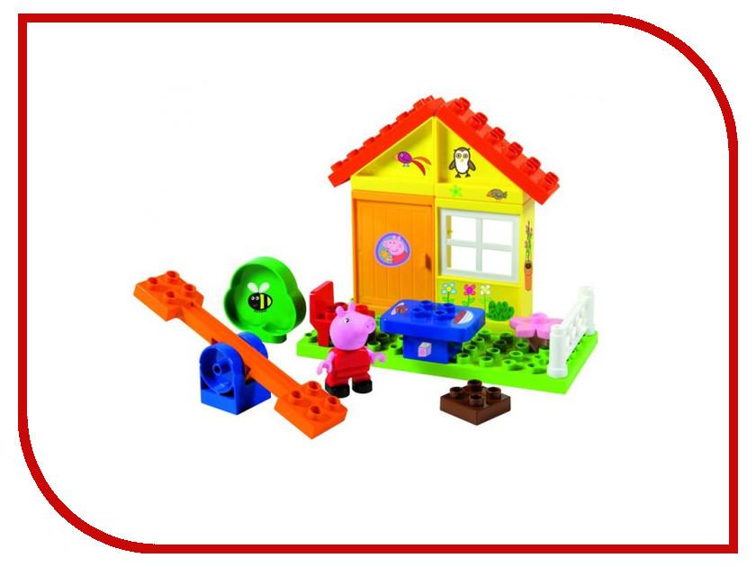 Игрушка Конструктор Big Летний домик Peppa Pig 57073<br>