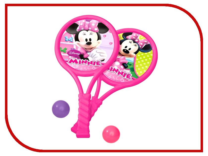 Игра спортивная Simba Набор ракеток Минни Маус 7050142