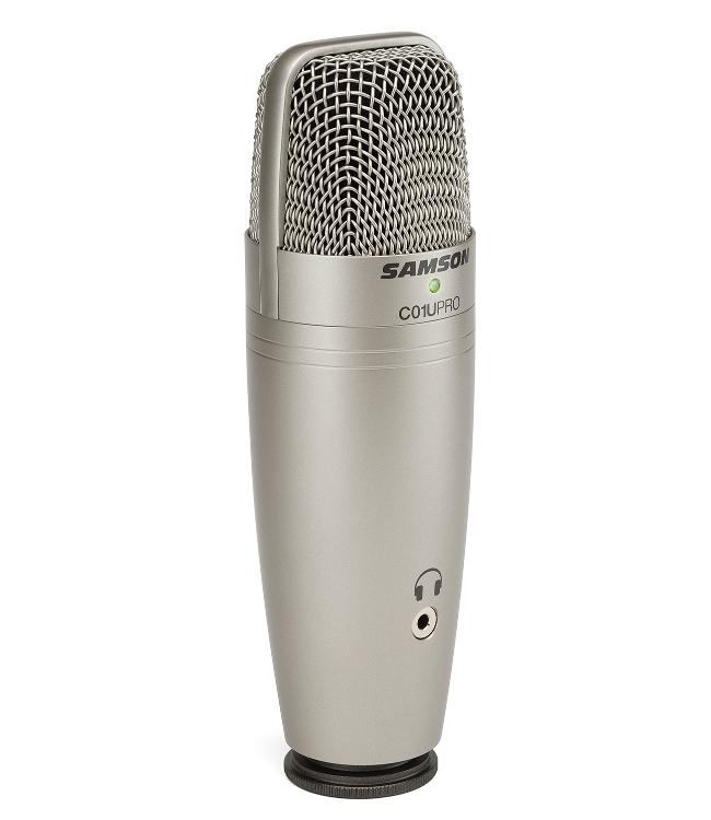 Микрофон Samson C01U Pro USB цена в Москве и Питере