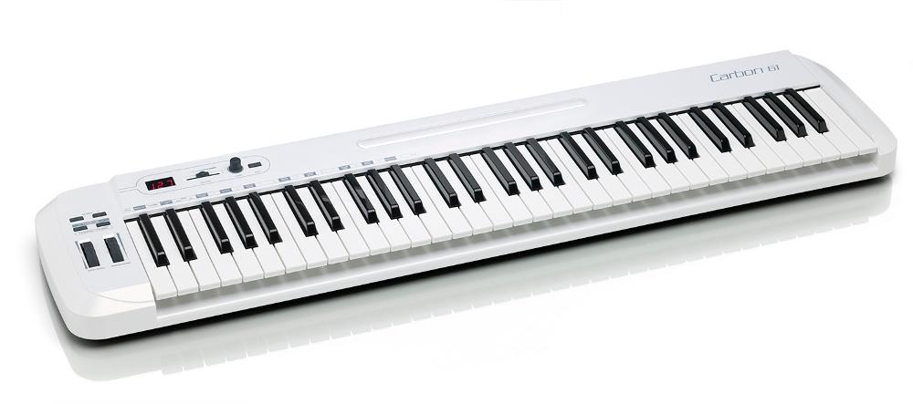 Midi-клавиатура Samson Carbon 61 USB<br>