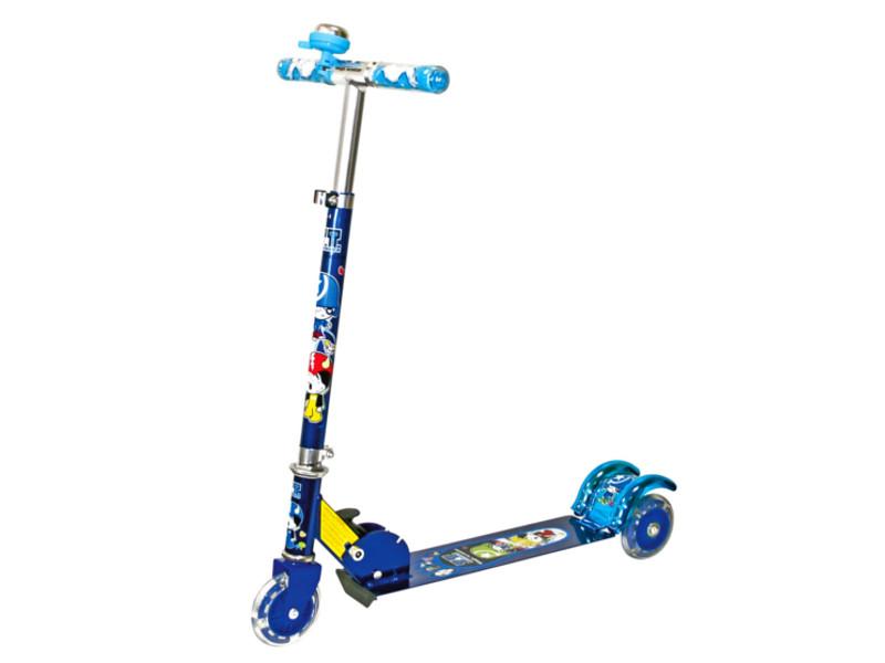 Самокат Tech Team Magic Scooter Blue цена