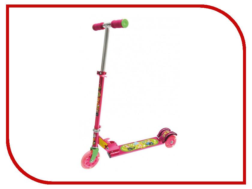 Самокат Tech Team Magic Scooter Pink самокат limit lmt01 stunt scooter neo chrome