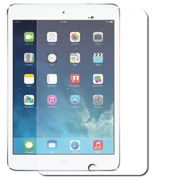 Аксессуар Защитная пленка DF iShield-05 для iPad Air противоударная