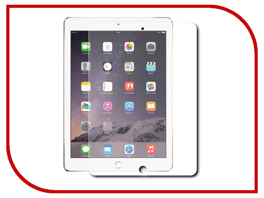 ��������� �������� ������ DF iShield-06 ��� iPad Air 2 ��������������