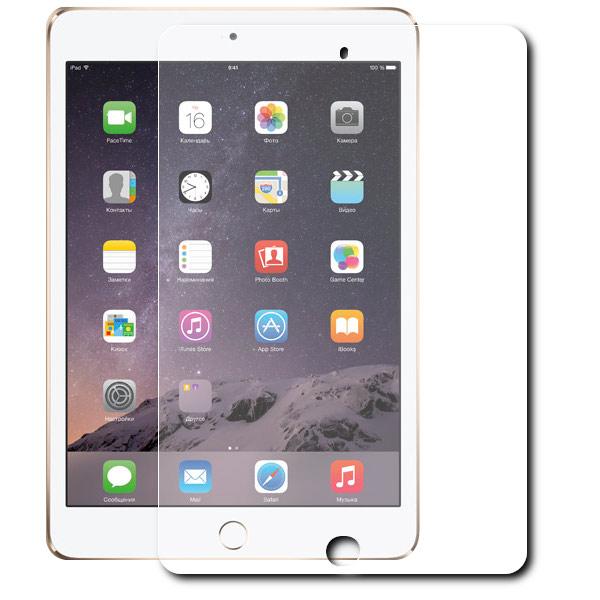 Аксессуар Защитная пленка DF iShield-07 для iPad Mini 3 Противоударная