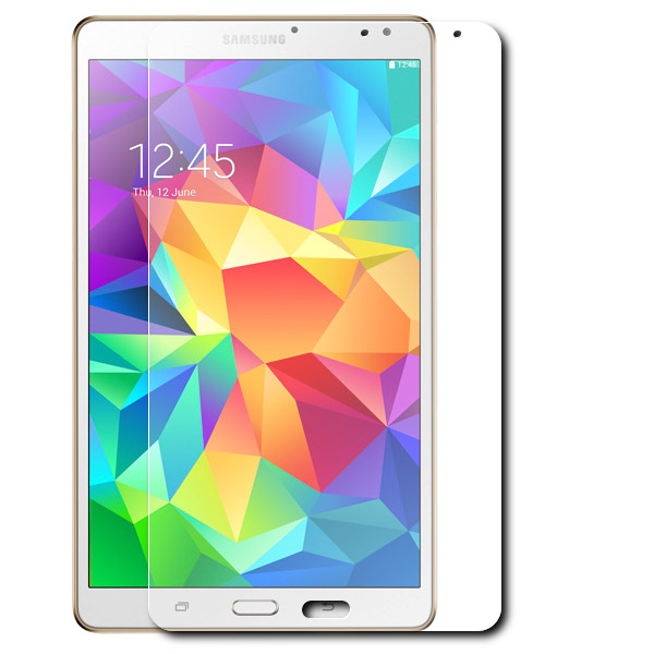 Аксессуар Защитная пленка Samsung Galaxy Tab S 8.4 DF iShield-05 Противоударная<br>