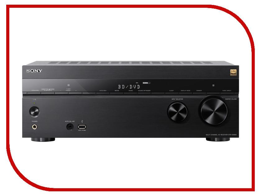sony str dn860 black Ресивер Sony STR-DN860