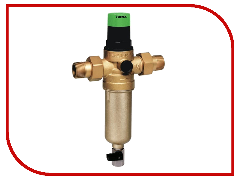 Фильтр для воды Honeywell FK06-1/2 AAM фильтр для воды honeywell f76s 3 4 aam