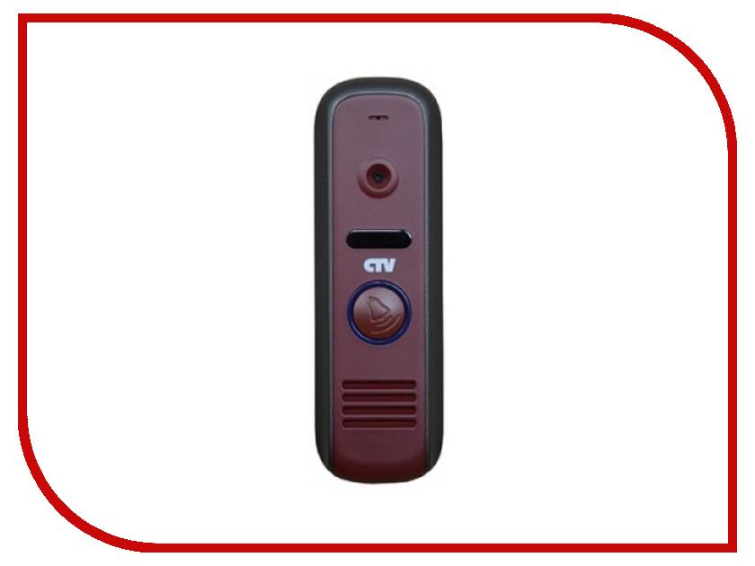 Вызывная панель CTV D1000HD R Red