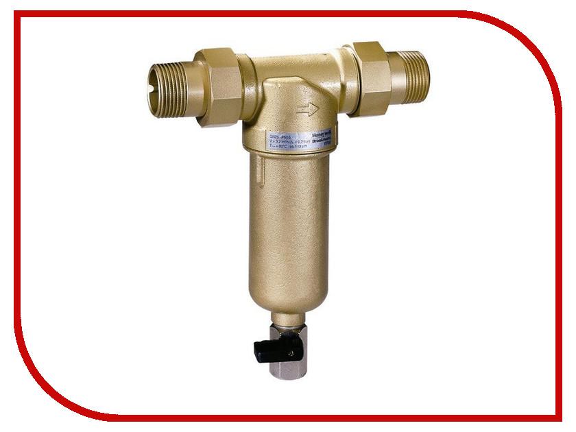 Фильтр для воды Honeywell FF06-1/2 AAM клапан honeywell d06f 1 2 a