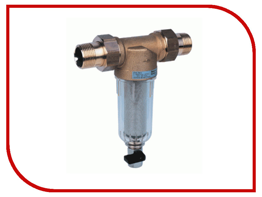 Фильтр для воды Honeywell FF06-1 AA honeywell ff06 1aa на холодную воду 100 мкм 1