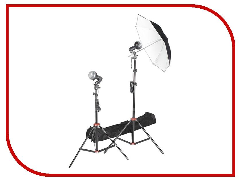 Комплект студийного света Falcon Eyes MDK-250BG комплект студийного света fst 006
