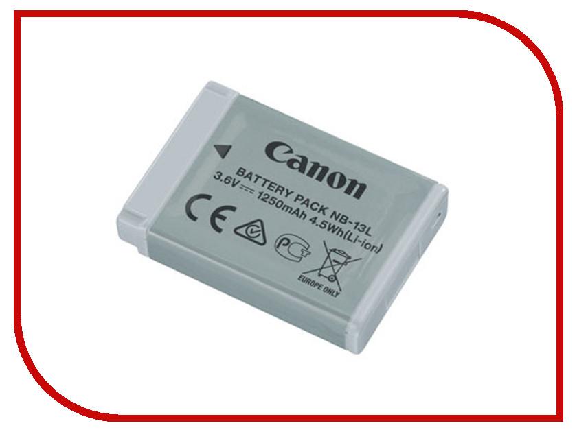 Аккумулятор Canon NB-13L 9839B001 аккумуляторная батарея для canon canon nb 12l