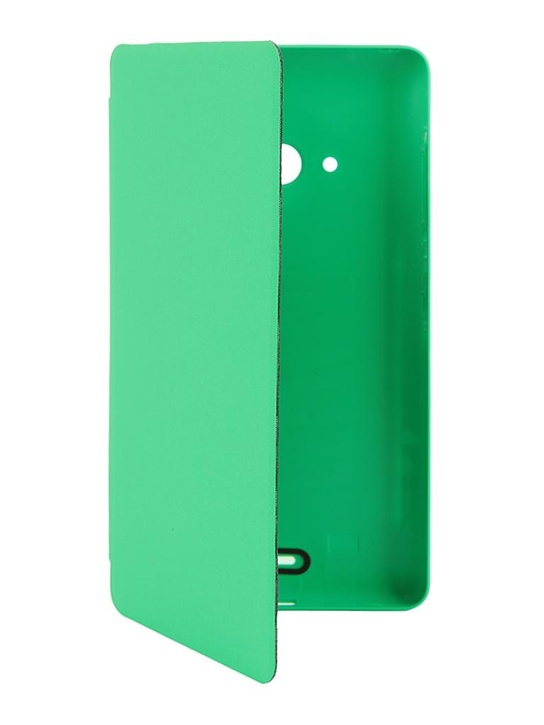 Аксессуар Чехол-книжка Nokia Lumia 535 CC-3092 Green