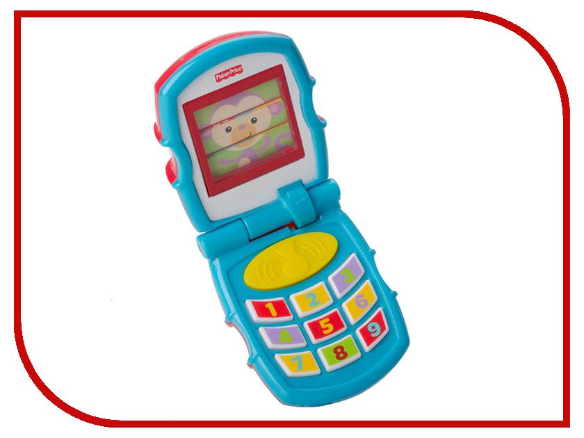 Телефончик Mattel Fisher-Price Телефон Y6979 fisher price говорящий телефон на колесах