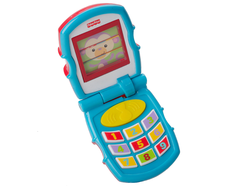 Телефончик Mattel Fisher-Price Y6979