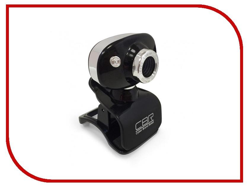 Вебкамера CBR CW 833M Silver
