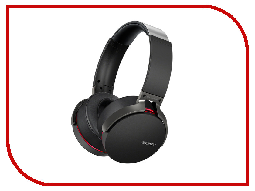 Гарнитура Sony MDR-XB950BT/B Black