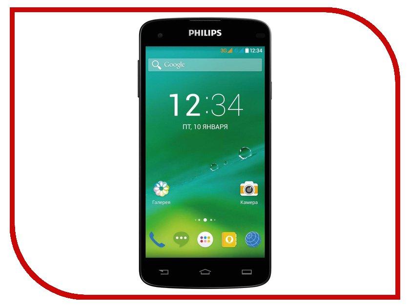 Аксессуар Закаленное стекло DF Psteel-01 Philips Xenium i908 сотовый телефон philips e311 xenium navy