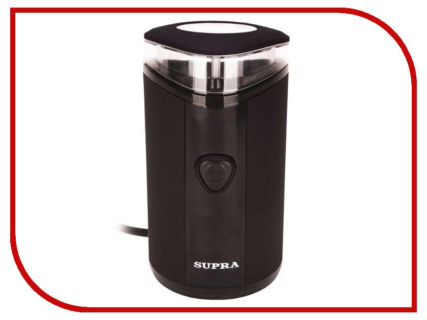 Кофемолка SUPRA CGS-310 Black supra cgs 532