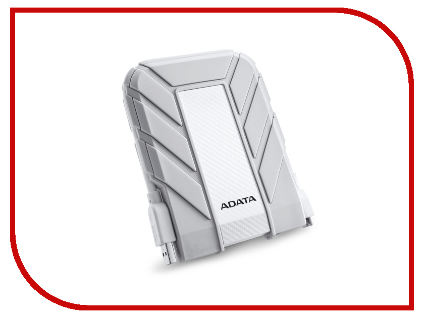 Жесткий диск A-Data HD710A 1Tb USB 3.0 AHD710A-1TU3-CWH White