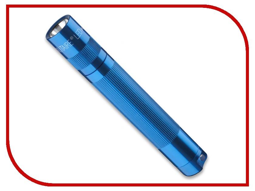 Фонарь Maglite Solitaire LED Blue J3A112<br>