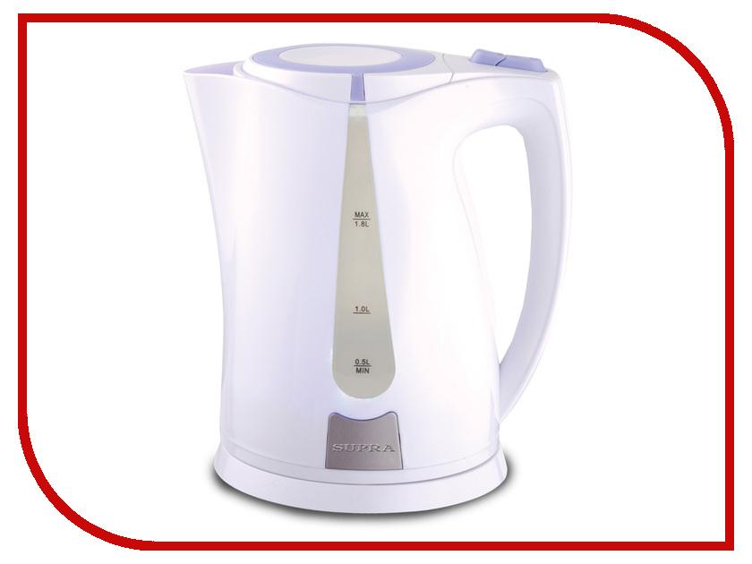 Чайник SUPRA KES-1821 White-Violet<br>