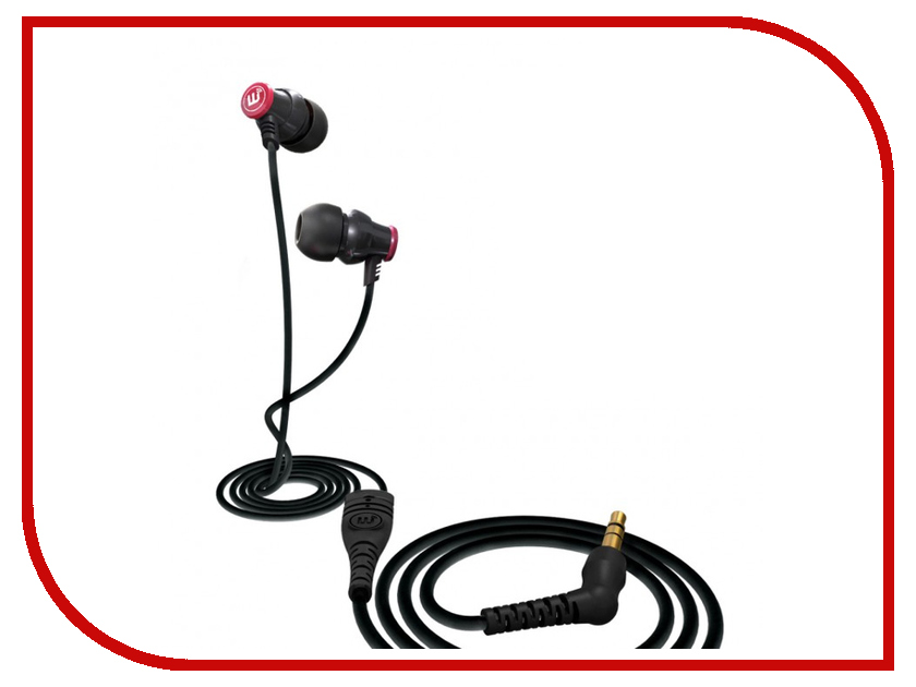 ��������� Brainwavz Delta With Mic iOS Black