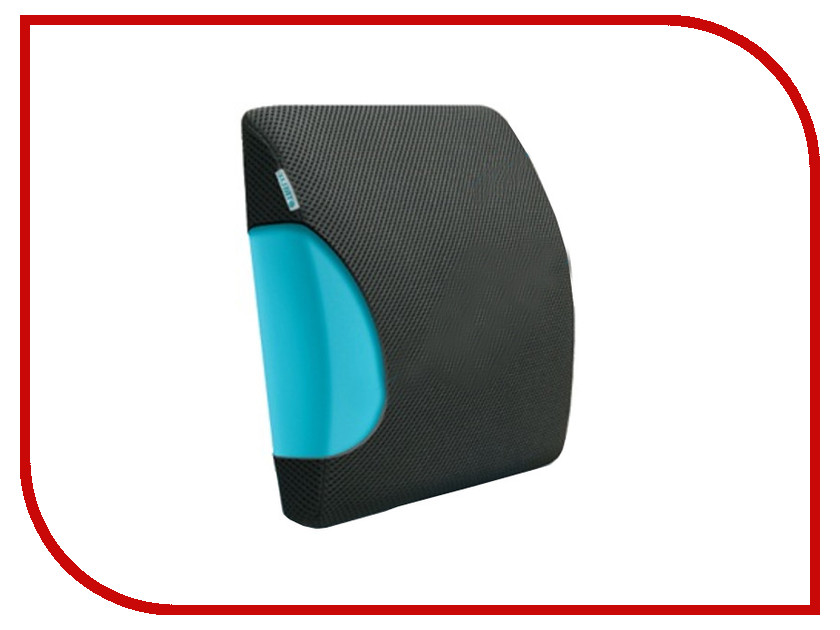 Ортопедическая подушка Trelax П12 AUTOBACK Black ортопедическая подушка trelax prima с эффектом памяти п28