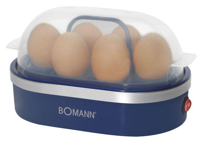 Яйцеварка Bomann EK 5022 CB Blue цена и фото