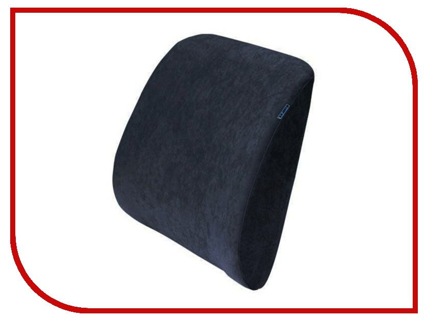 Ортопедическая подушка Trelax П04 SPECTRA Black ортопедическая подушка trelax prima с эффектом памяти п28