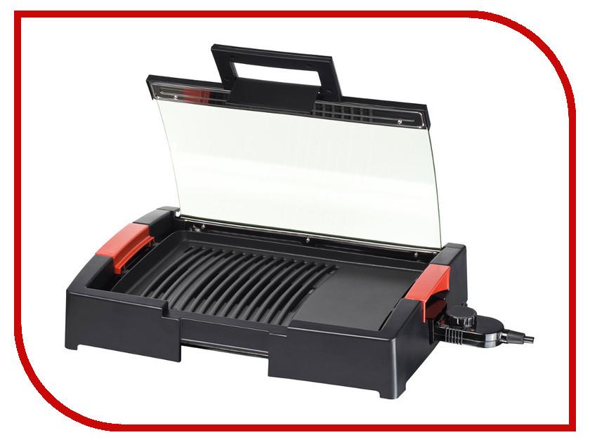 Электрогриль Steba VG 120 BBQ Black-Red<br>