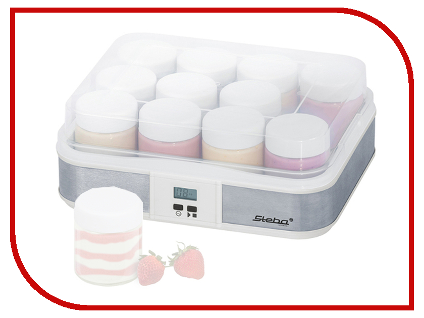 цена на Йогуртница Steba JM2 White
