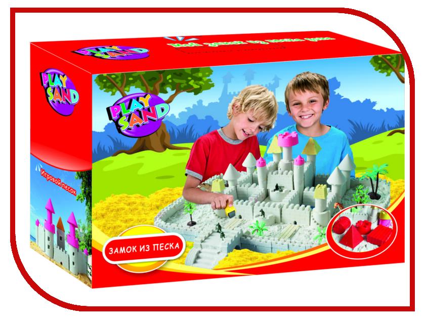 Набор для лепки Play Sand Замок из песка 2000гр 10325
