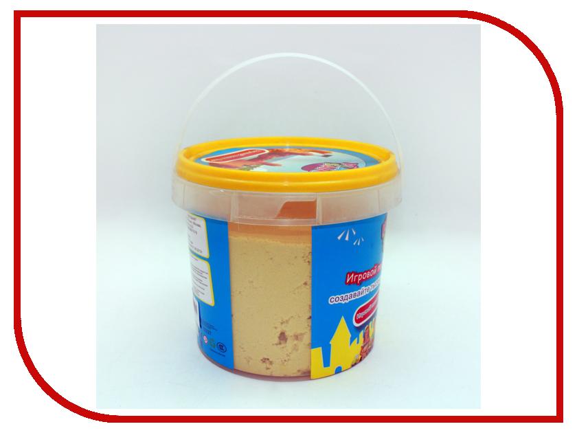 Набор для лепки Play Sand 2000гр 10327 Yellow<br>