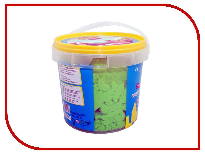 Набор для лепки Play Sand 2000гр 10327 Green