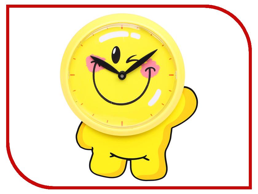 Часы СИМА-ЛЕНД Улыбашка 807371 - часы-магнит