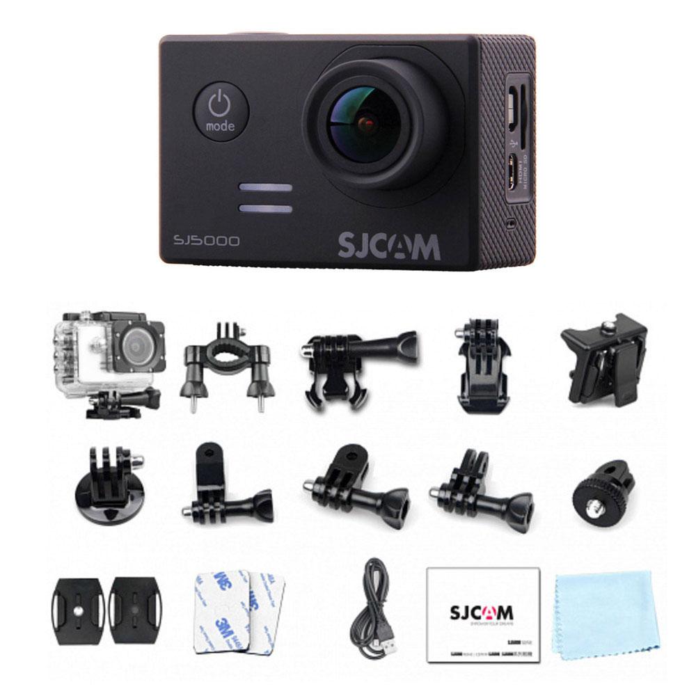 Экшн-камера SJCAM SJ5000 Black<br>