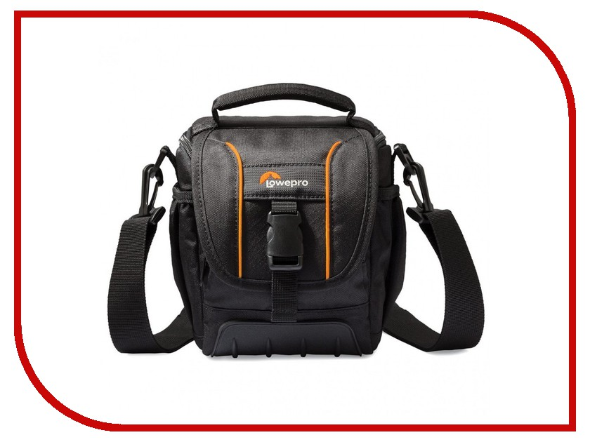 LowePro Adventura SH120 II Black lowepro adventura 120